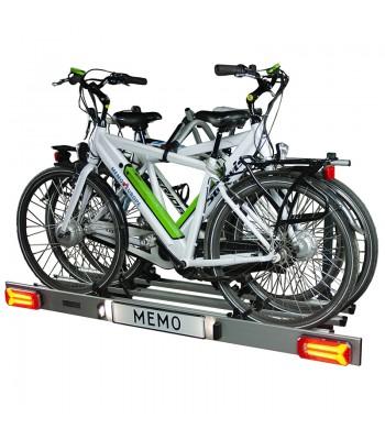 Zorro 3bike, porte-vélos pliable pour trois vélos (électriques)