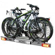 Zorro 4bike, porte-vélos pliable pour quatre vélos (électriques)