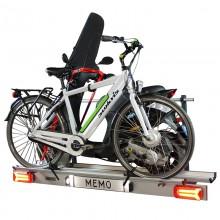 Zorro Scootbike, porteur pliable pour une moto et une vélo