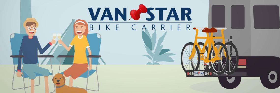 Van-Star porte-velos