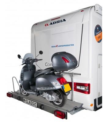 M-Classic, porte-moto pour camping-car