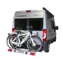 Van-Star Adventure, Porte-vélo pivotant avec charnière à gauche