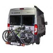 Van-Star E-Cross, Porte-vélo pivotant avec charnière à gauche