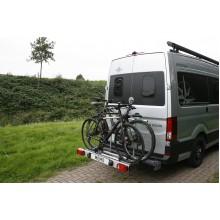 Van-Star, Porte- vélo pivotant pour Volkswagen Nouveau Crafter