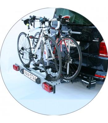 Van-Star, Porte- vélo pivotant pour Volkswagen T5 et T6