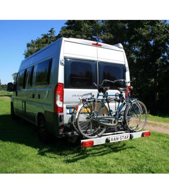 Van-Star, Porte-vélo pivotant pour fourgnons