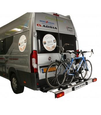 Van-Star, Porte- vélo pivotant pour Fiat Ducato X250 (L1-L3)