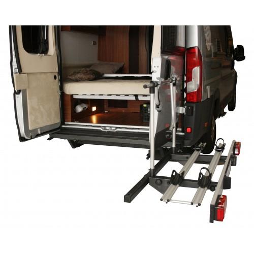 Van star porte v lo pivotant pour fiat ducato x250 l1 l3 for Porte bagage 60kg