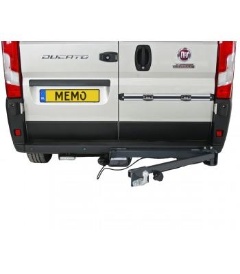 Van-Swing, module pivotant pour fourgons aménagés
