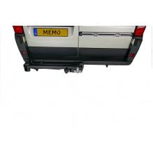 Van-Swing, module pivotant pour fourgons aménagés avec charnière à gauche