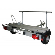 Shorty, remorque pour camping-car (modéle scooter)