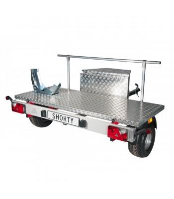 Shorty, remorque pour camping-car (modéle motocyclette)