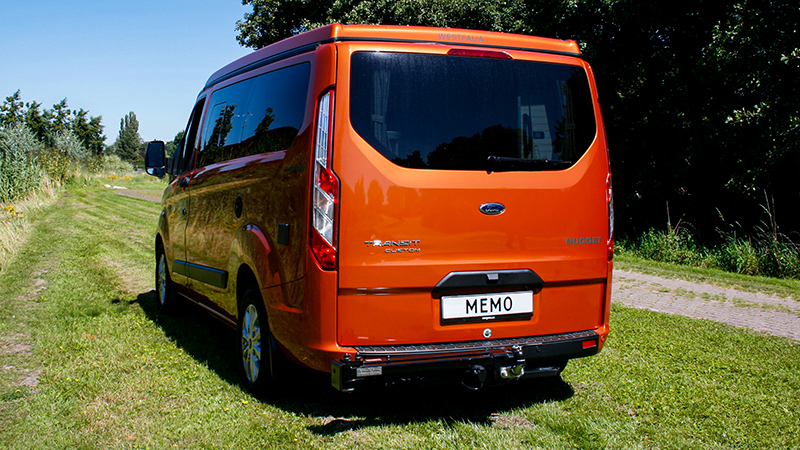 Van-Swing Ford Transit Custom