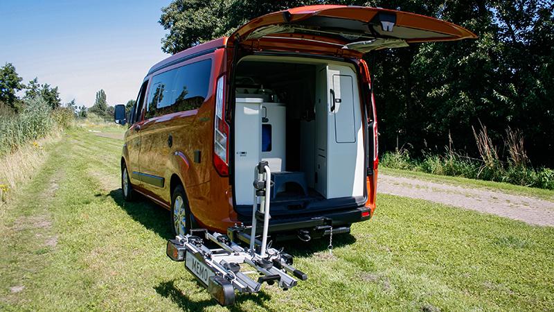 Van-Swing pour Ford Transit Custom